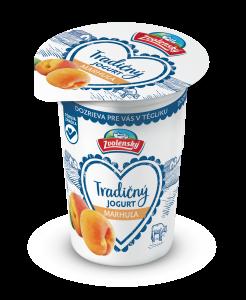Tradičný jogurt - Marhuľa