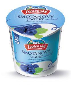 Smotanový jogurt - Čučoriedka 320g