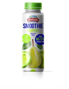 Cucumber - apple - green tea - pear + zinc, B6 / B12 and magnesium